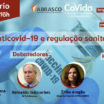 """""""O Brasil perdeu o protagonismo"""", avalia presidente da Abres em webinário sobre vacinas anticovid-19"""